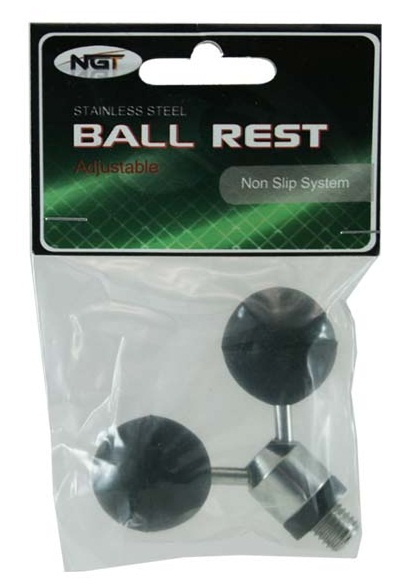 NGT Rohatinka Stainless Steel Ball Rest