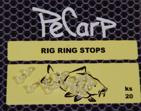 Pecarp Rig Ring Stops 20ks