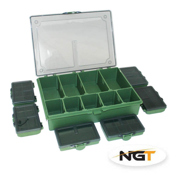 NGT Tackle Box System 6+1