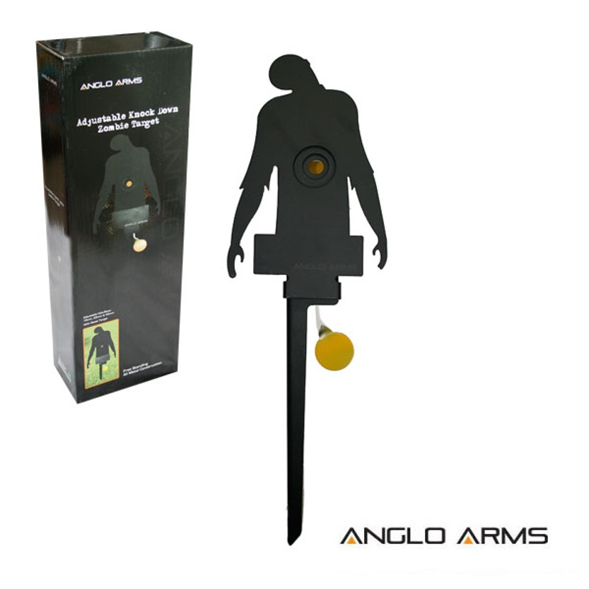 ANGLO ARMS Terč Knock Down - Zombie