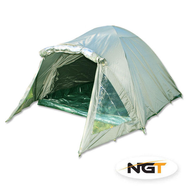 NGT Bivak Double Skin Green Bivvy