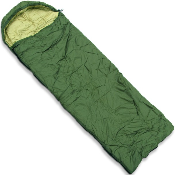 NGT Spacák Green Sleeping Bag
