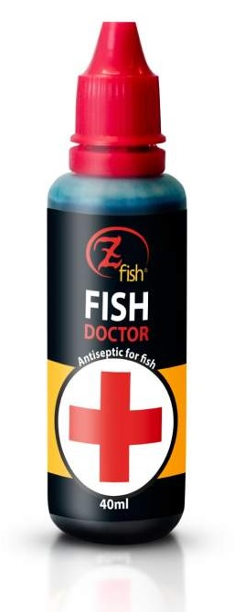 ZFISH Dezinfekce Fish Doctor