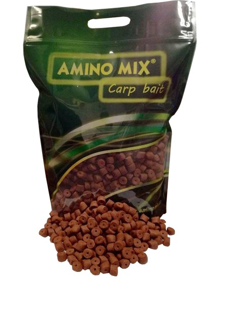 AMINOMIX Pelety Red Halibut 10mm - 1kg