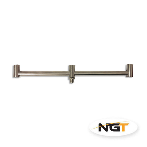 NGT Hrazda Buzz Bar Stainless Steel - 3/1 Rod 30cm
