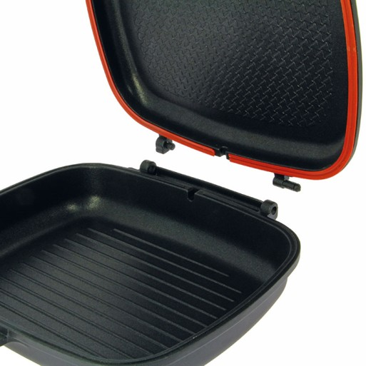 NGT Pánev Double Grill Pan