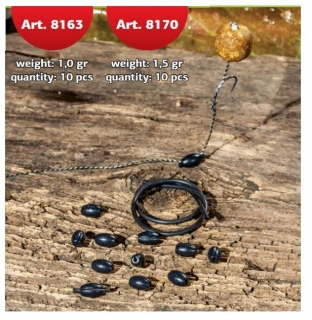 Extra Carp Pop-Up Weights 1,5gr