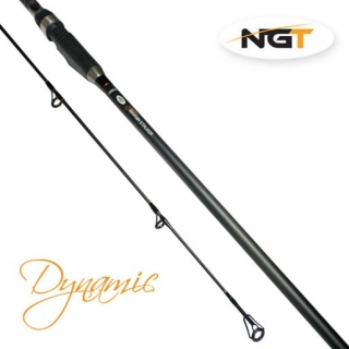 NGT Prut Dynamic Margin Stalker Black 9ft, 2,5lb, 2díl
