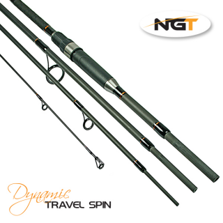 NGT Prut Dynamic Travel Spin 8ft, 4pc