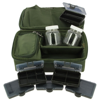 NGT Pouzdro Complete Rig Pouch System