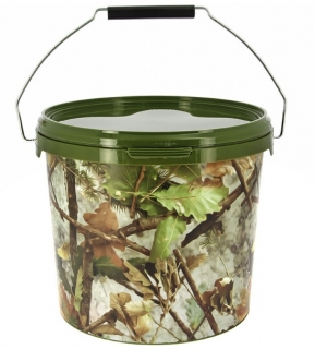 NGT Kbelík Small Camo Bucket 5l - NEW
