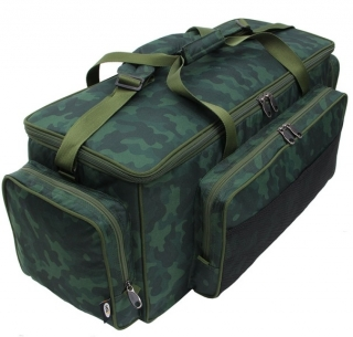 NGT Taška Giant Insulated Camo Carryall